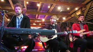 Kodaline~Follow Your Fire  Acoustic Version @ O'Connells Bar Galway 29/3/18