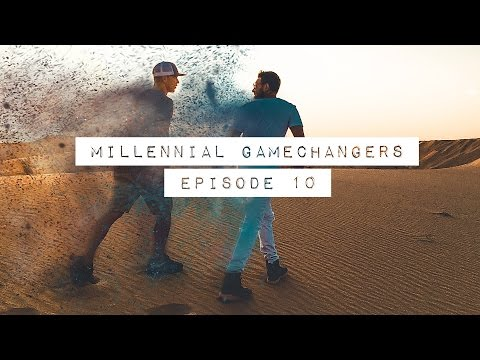 Millennial Gamechangers | ft. Peter Voogd