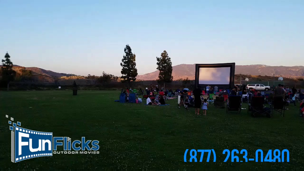 Get The Party Started With Funflicks