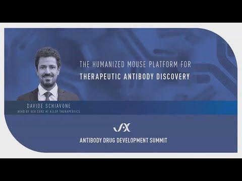 JAX Antibody Development Summit - Davide Schiavone