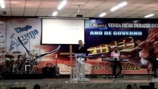 Pregação Evangélica - Você é palmeira ou coqueiro? Pr.Alexandre Freitas