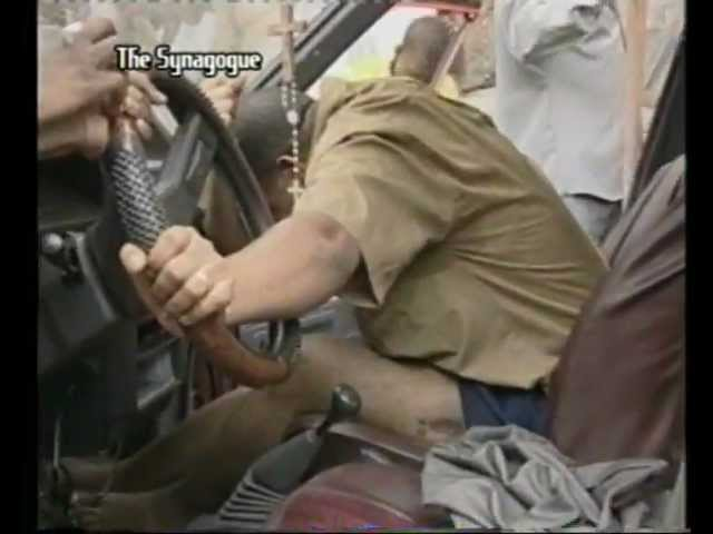 50 Bullets In His Leg... - Clip From The Early Ministry of Prophet T.B. Joshua Travel Video