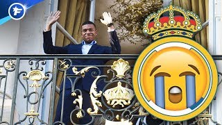 Le Real Madrid jette l'éponge pour Kylian Mbappé | Revue de presse