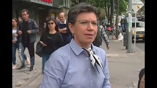¿Qué hará Claudia López por la seguridad de Bogotá? Conozca sus propuestas