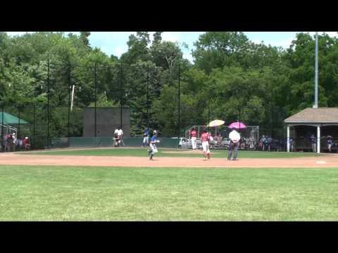 2012 Mt Olive Marauders 11u Travel Baseball in Basking Ridge Tournament 07_22_2012