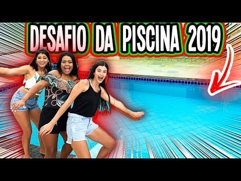 DESAFIO DA PISCINA 2019 !!!