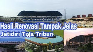 Update Jatidiri!!! Jatidiri Tiga Tribun. Stadion Terbaik Indonesia 2019