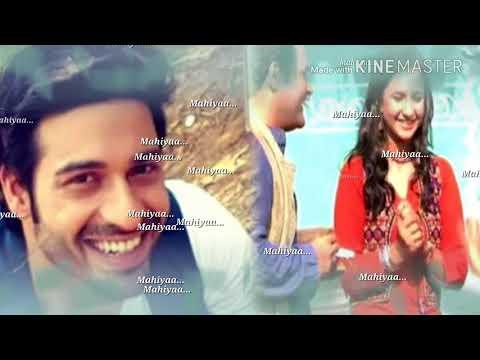 《•♡Mahiya Maine Tujhko  Hi Mana Khuda..•♡》|video Song||♡suraj And Chakor♡|