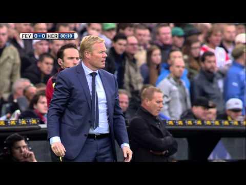 Terugblik: Wisselvalligheid Troef In Top Eredivisie