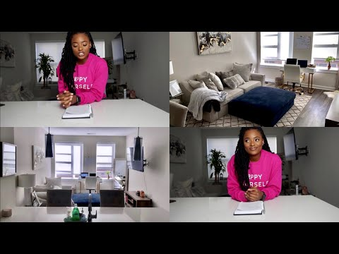 WATCH THIS BEFORE YOU MOVE OUT ON YOUR OWN | LEASING CONSULTANT TIPS + LUXURY APARTMENT TOURS | DMV