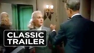 Vertigo (1958) Restored Trailer - Alfred Hitchcock Movie