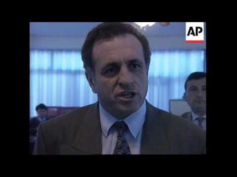Albania - Violence breaks out in Tirana