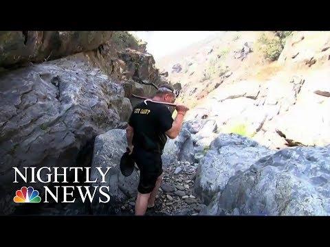 California's New Gold Rush Draws Adventurers to Golden State | NBC Nightly News