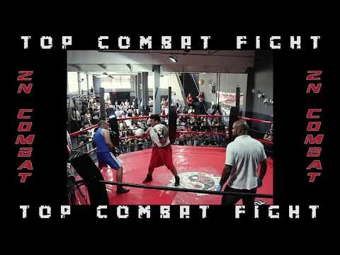 Marcelo VS Sérgio - TOP COMBAT FIGHT 9 2018