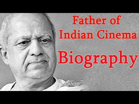 Father of Indian Cinema | Dadasaheb Phalke - Biography