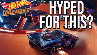 Hyped!... For Hot Wheels Unleashed!?
