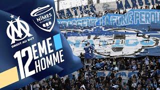 OM 2-1 Nîmes l La victoire vue des virages