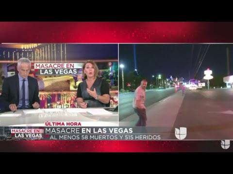 Cobertura especial tiroteo en Las Vegas