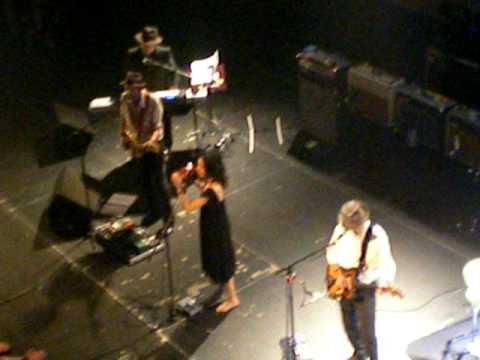 PJ Harvey-False Fire@AB,Brussels,14/05/09