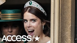 Did Princess Eugenie Get The Crown Meghan Markle Wanted For Her Wedding?