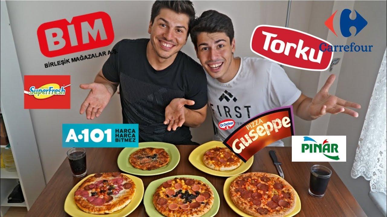 En Iyi Hazir Pizza Hangisi Bim A101 Superfresh Droetker