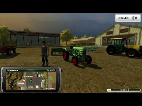 FARMING SIMULATOR 2013 SERIE AMERICANA #1 INIZIAMO LA CARRIERA!! by fmarco95