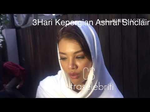 Farah Queen  dan Al Ghazali Hadiri 3 Hari Kepergian Ashraf Sinclair, suami BCL