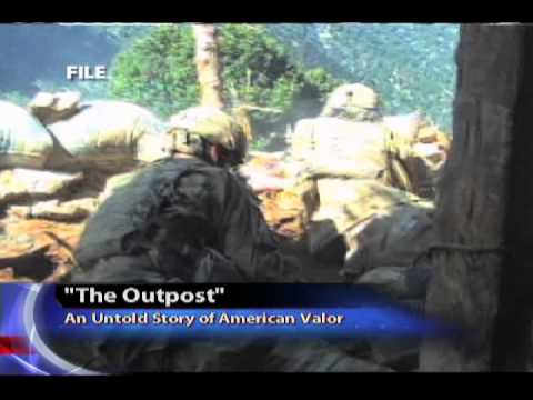 """""""The Outpost:"""" An Untold Story of American Valor"""