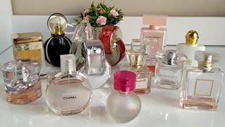 Sevdiyim etirlerim,mini parfüm koleksiyonum.2020 in en iyi parfümleri