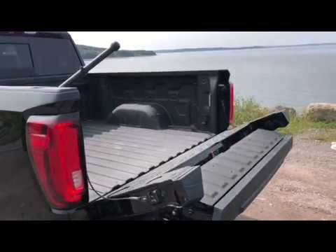 2019 Gmc Sierra Denali Pickup Truck Multigate Tailgate Demo
