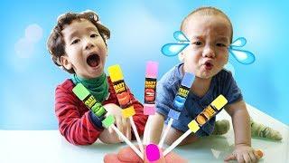 Kinderlieder und lernen Farben lernen Farben Baby spielen Spielzeug Entertainment Kinderreime 1