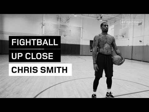 FIGHTBALL UP CLOSE: CHRIS SMITH