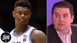 Download Zion Williamson could force his way off the Pelicans -- if he wants to | The Jump Mp3 and Videos