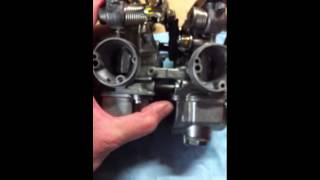 1983 xr350 dual carburetor rebuild cleaning and tuning video series video 2 of 3