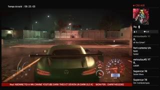 [LIVE PS4 FR] MON RETOUR SUR NEED FOR SPEED !!