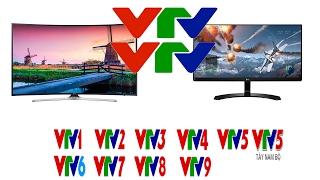 Tivi online VTV1 to VTV9