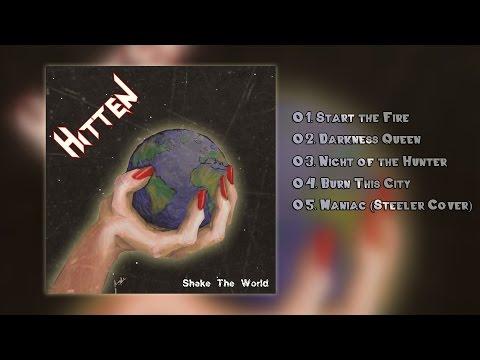 HITTEN - Shake The World [Full EP] (2012)