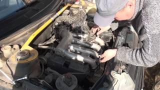 видео Устранение неполадок в модуле зажигания ВАЗ 2110