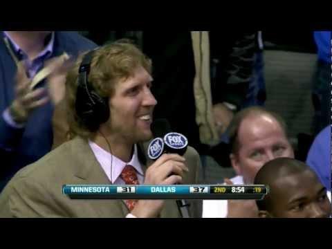 Dirk Nowitzki  Shut it down!! HD