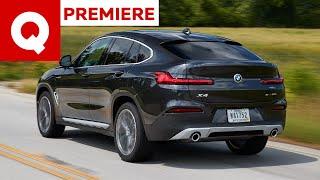 Nuova BMW X4, ecco come va e quanto è cambiata!