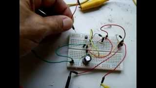 Simple Automotive 12V Delayed ON Relay Circuit ~ Interior Lights