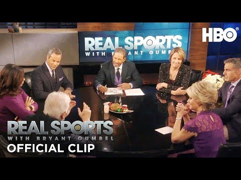 Year-End Roundtable: Interview w/ NFL Lineman & John Urschel | Real Sports w/ Bryant Gumbel