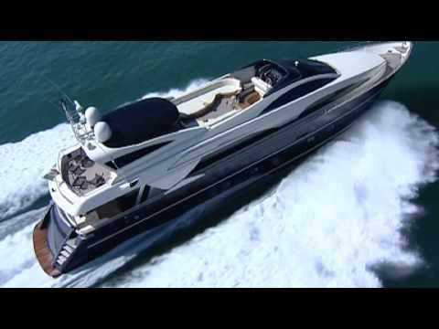 "Promo ""Yacht Riva 115 Athena"""