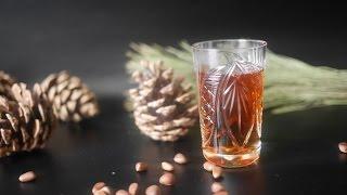 Кедровая настойка на орешках из водки, самогона или спирта