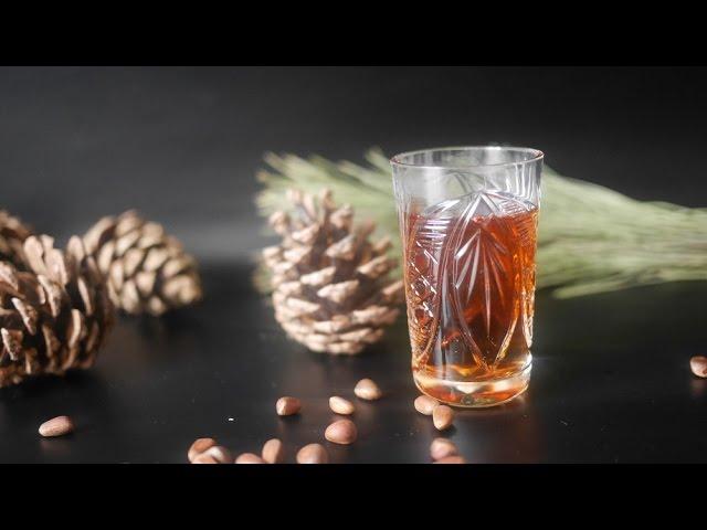 как приготовить кедровую водку
