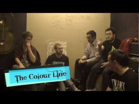 Interview with The Colour Line for the Cowboys from Hull project