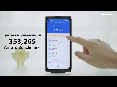 Ulefone Power Armor 13 AnTuTu Benchmark