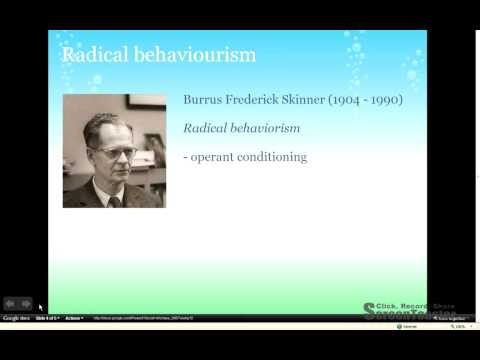 comparison between the perspectives of watson skinner and tolman What is neobehaviorism a: neobehaviorism is the second phase of behaviorism, which was closely associated with bf skinner, clark hull and edward c tolman continue reading keep learning what is the comparison between piaget.