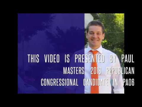 Paul Masters for Congress on Tax Reform