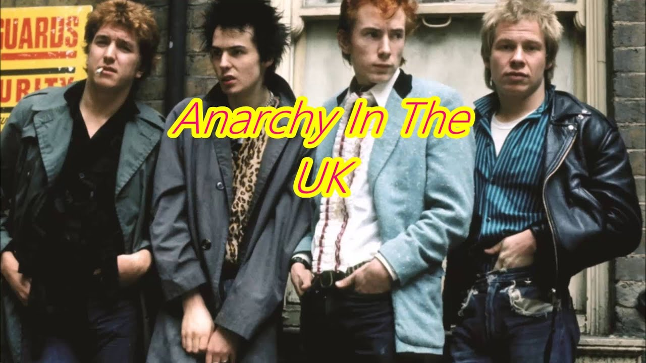 The Sex Pistols Anarchy In The Uk Powerpop An Eclectic Collection Of Pop Culture